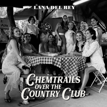 Lana Del Rey album Chemtrails Over the Country Club